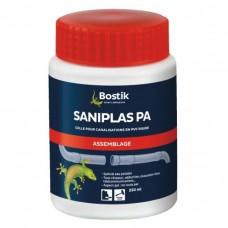 Colle PVC Saniplas PA eau potable - Pot de 1 litre