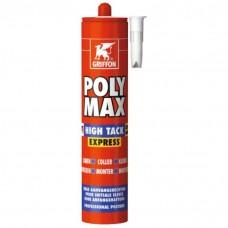 Lot 9 cartouches mastic polymère Superfix Prise Rapide + 50 lingettes gratuites / AYRTON