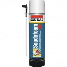 Mousse polyuréthane bi-composante intumescente coupe-feu - GEB