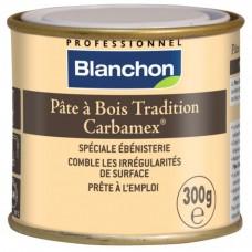 Pâte à bois tradition Carbamex Chêne moyen