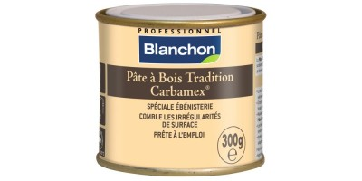 Pâte à bois tradition Carbamex Pen