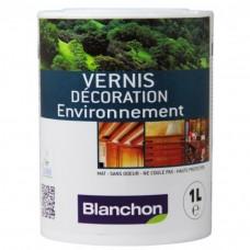 Vernis bois Décoration Environnement sans odeur - BLANCHON