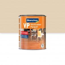 Vitrificateur parquet polyuréthane bi-composants SVP Aqua 1L Satiné - Blanchon