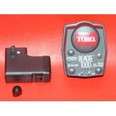Remote séries TR1000 Toro 9 volts arrossage