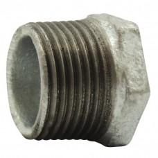 Réduction raccord galvanisé fonte M/F 50x60 - 15x21