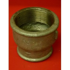 Réduction manchon fonte galva F/F à visser 240 40x49 - 33x42
