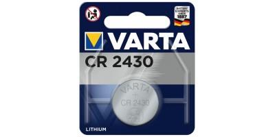 Pile CR2430 Varta Lithium