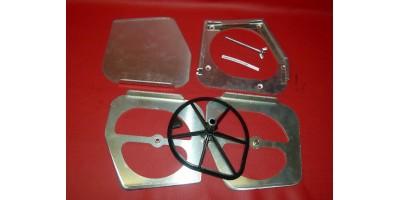 kit tiroir pour filtre à air de marque TRUSTY GASGAS EC