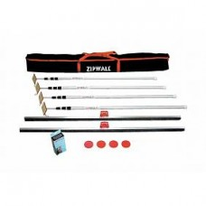 Kit de protection de travaux ZIPWALL