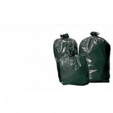Sacs poubelles noir 110 litres, par 25 sacs