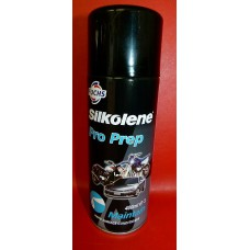 Bombe de lustrage haute performance silkolene 400ml Pro Prep: