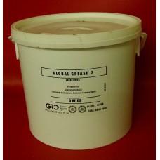 Pot 5kg graisse base minéral GRO