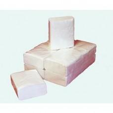 Lot de 120 rouleaux de papier toilette vierge en paquets