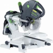 Scie à onglets radiale Ø 260 mm - KS 120 EB Festool
