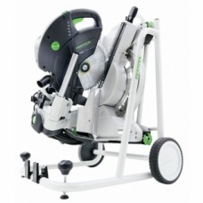 cie à onglets radiale Ø 260 mm - KS 120 UG Set Festool