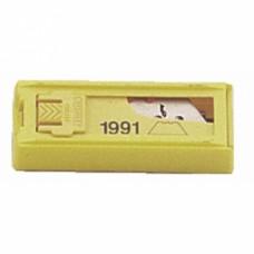 Lames de couteau trapèze 1991