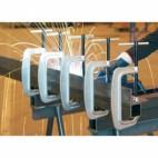 Presses en C forgées avec rotule SER 143