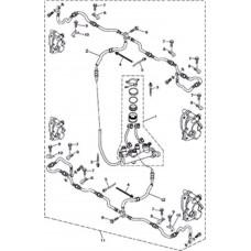 Système de freinage quad RS8 Hsun