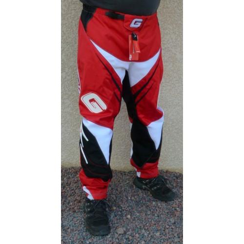 Pantalon Enduro Gasgas rouge taille 40 EU