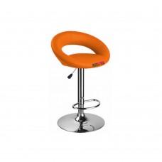 Tabouret de bar JEFF - Couleur ORANGE