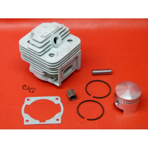 Kit cylindre piston 40mm segments joint axe roulement 43CC