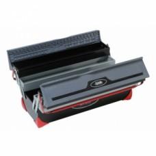 Boite à outils bi-matière 5 cases Box 1Z