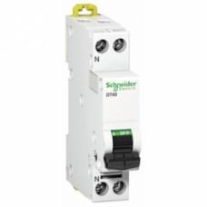 Disjoncteur unipolaire+neutre Prodis DT40