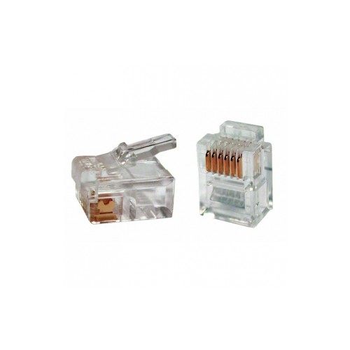 Plug RJ12