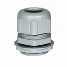 Presse-étoupes gris Filetage ISO