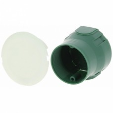 Boîte d'encastrement luminaire en applique pour maçonnerie
