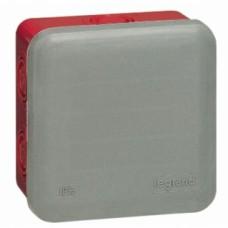 Boîtes de dérivation de sécurité Plexo carrées