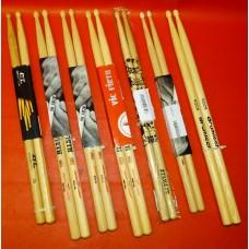 Baguettes de batterie pour instrument de musique