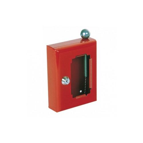 Boîtes à clé - fermeture à barillet pour sécurité incendie