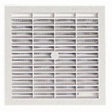 Grille de ventilation B64 à visser ou à coller, 97x100, 50cm2
