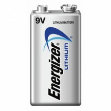 Pile Lithium Ultimate 6LR61 - 9 volts