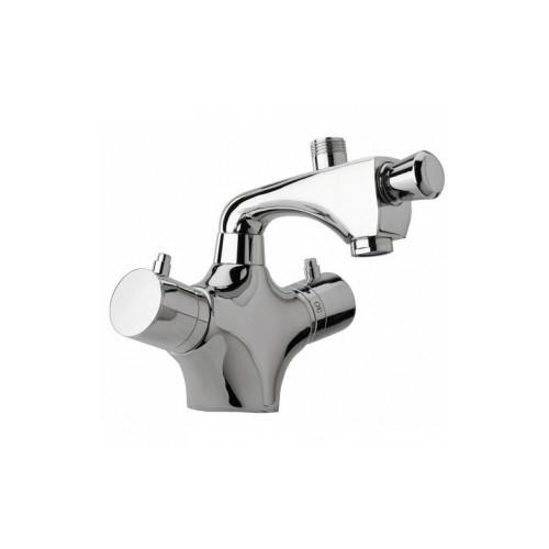 Mitigeur Thermostatique Bain Douche Monotrou