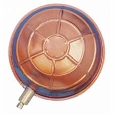 Boule flotteur cuivre
