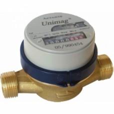 Compteur eau divisionnaire cadran sec - M20x27 - Eau froide