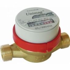 Compteur eau divisionnaire cadran sec - M20x27 - Eau chaude
