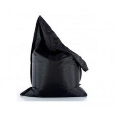 Housse pour Pouf Géant Avec Bille - Couleur Noir