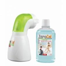 Lot de 4 recharges pour mini-doseur ZeroCal - 500 ml