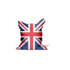 Housse pour Pouf Géant Avec Bille - Union Jack