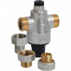 Réducteur de pression M/F pour chauffe eau