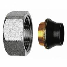 Raccord à compression pour cuivre recuit - diamètre 14 mm